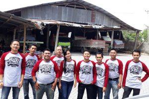 Sablon Kaos Makassar - Konsumen Sablon Kampus