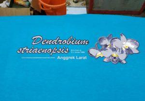 Sablon Kaos di Makassar - Jenis sablon plastisol