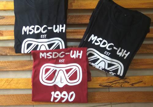 Sablon Kaos di Makassar - Jenis sablon rubber